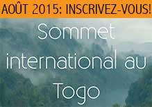 Sommet Terre des jeunes au Togo